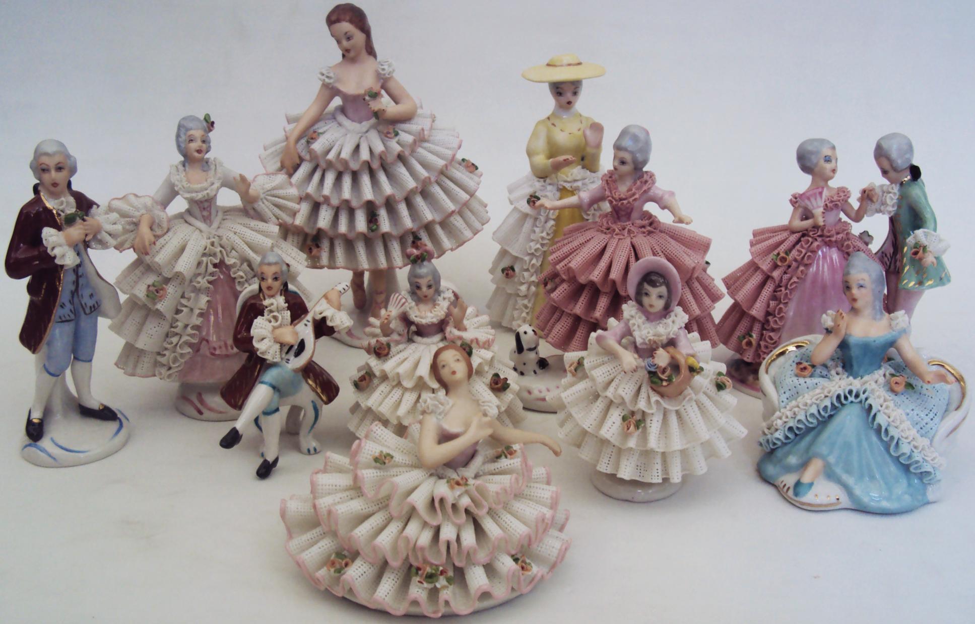 Rebis porcelana mercado negro antiguidades for Marcas de vajillas de porcelana