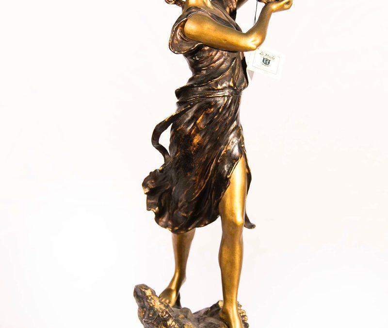Petit bronze ou Peltre (dicionário)