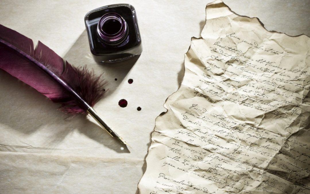 Caneta de pena ou caneta pena (dicionário)