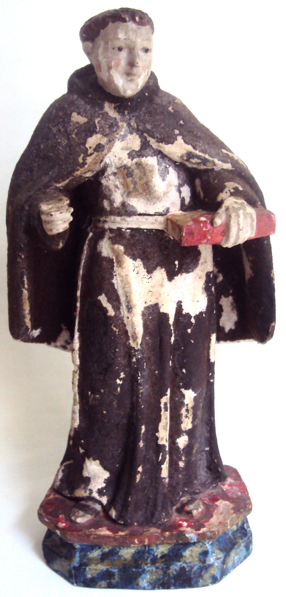ES 27 – Imagem de Santo Antônio em madeira – Século XIX