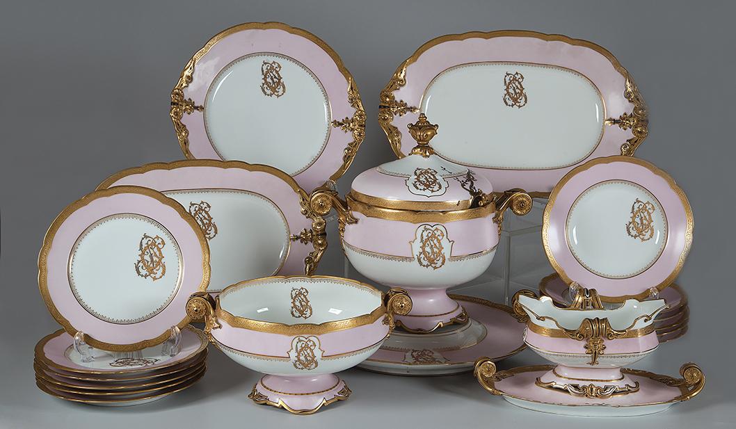 Limoges, porcelana (dicionário)